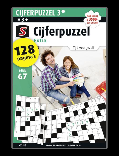 Cijferpuzzel Extra 67