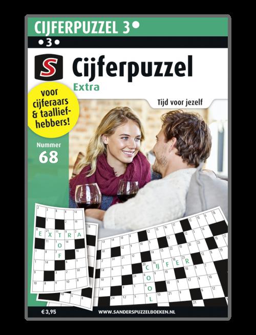 Cijferpuzzel Extra 68