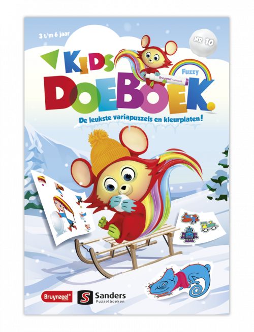 Kids Doeboek 10