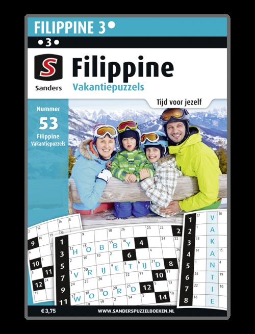 Filippine Vakantiepuzzels 53