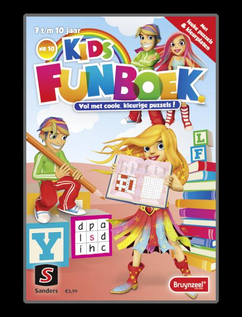 Kids Funboek 10