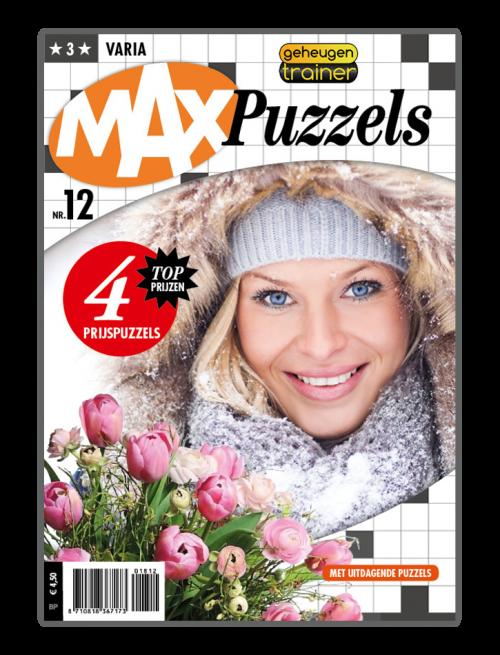 Max Puzzels 12