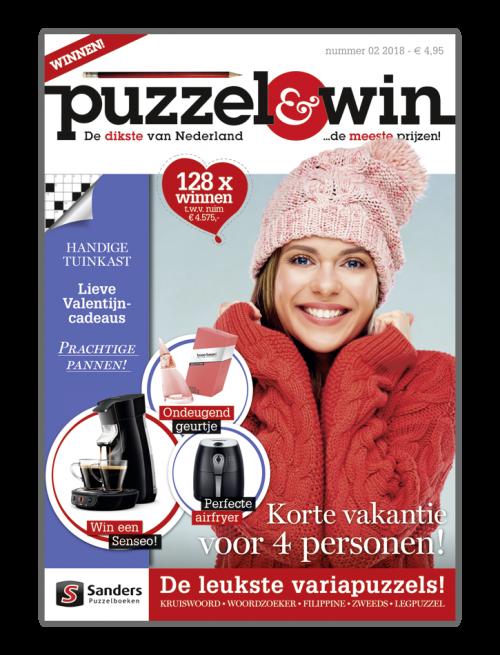 Puzzel & Win 02 2018