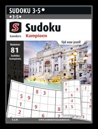 Sudoku Kampioen 81