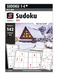Sudoku XS 142