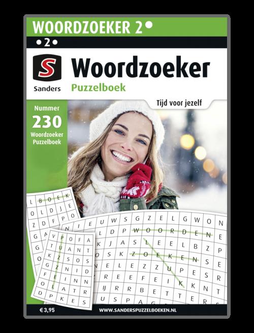 Woordzoeker Puzzelboek 230
