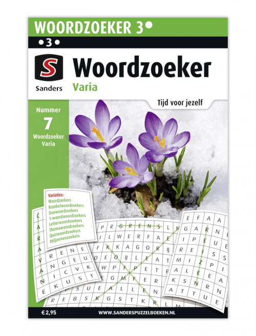 Woordzoeker Varia 7