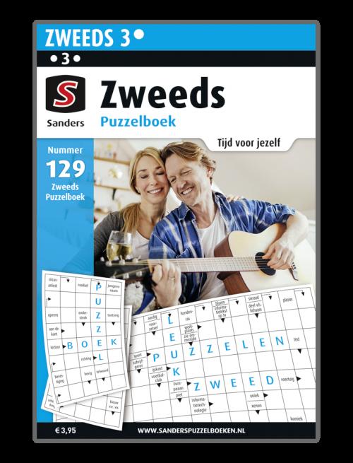 Zweeds Puzzelboek 129