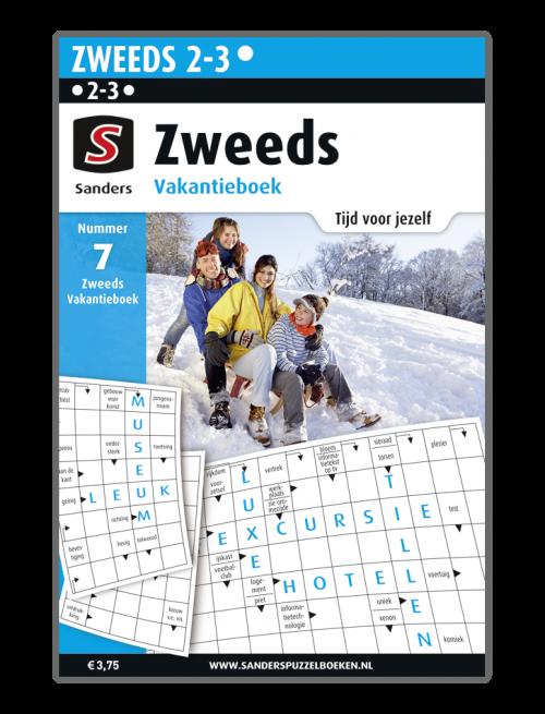 Zweeds Vakantieboek 7