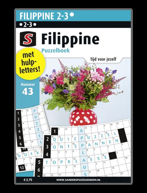 Filippine Puzzelboek 43
