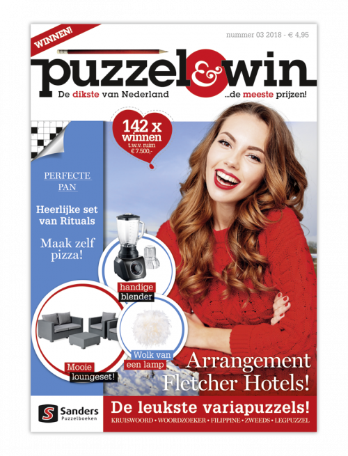 Puzzel & Win 03 2018