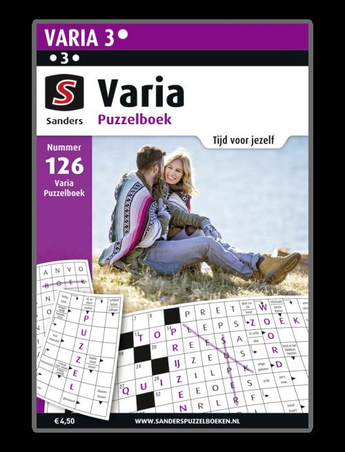 Varia Puzzelboek 126