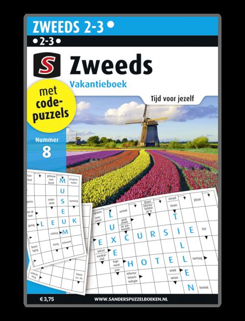 Zweeds Vakantieboek 8