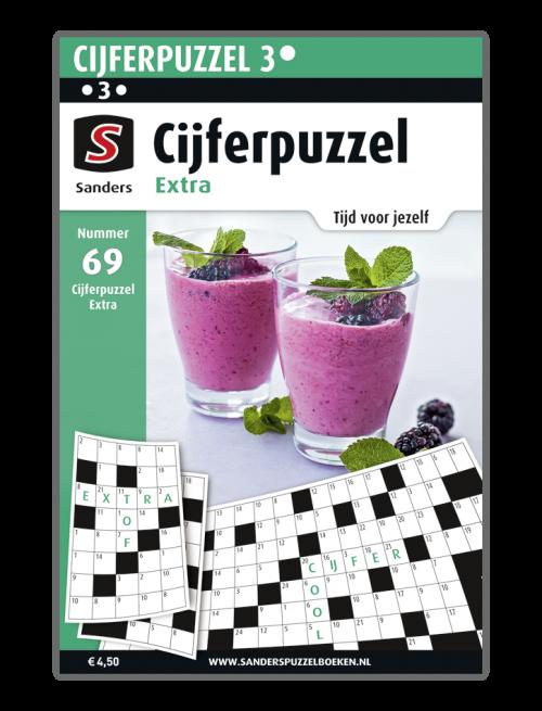 Cijferpuzzel Extra 69