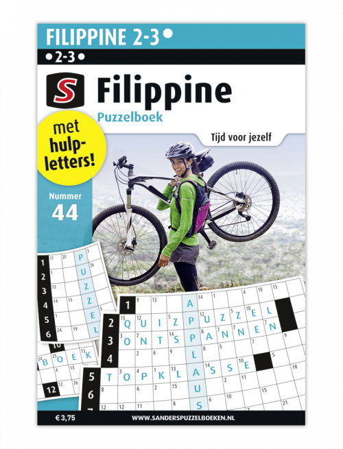 Filippine Puzzelboek 44