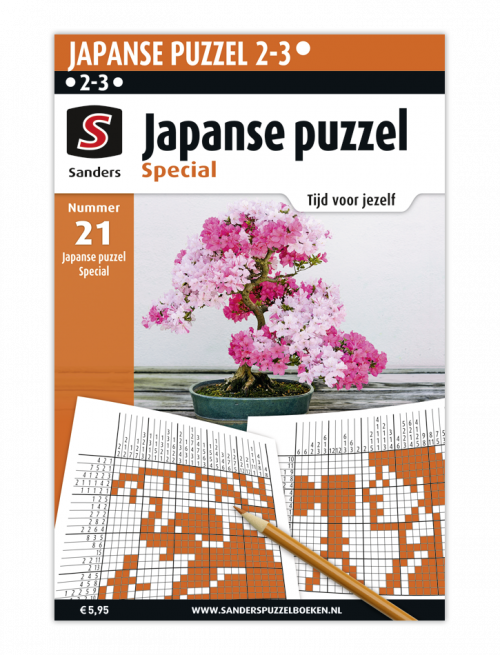 Japanse Puzzel Special 21