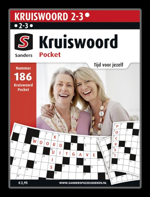 Kruiswoord Pocket 186