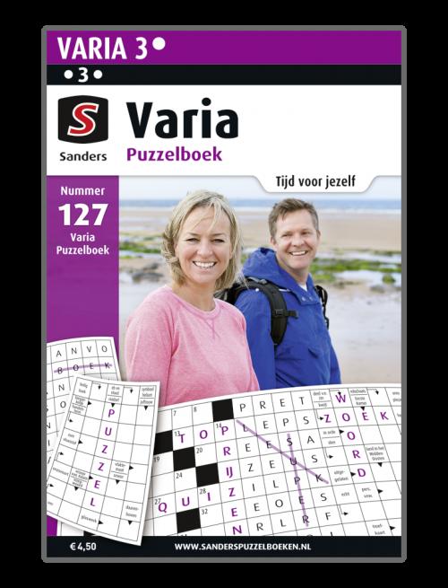 Varia Puzzelboek 127