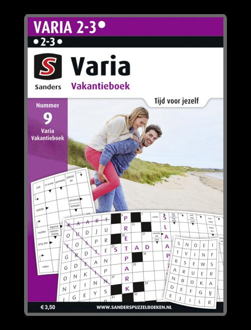 Varia Vakantieboek 9