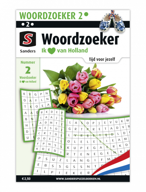 Woordzoeker Ik hou van Holland 2
