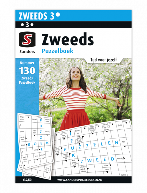 Zweeds Puzzelboek 130
