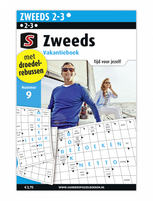 Zweeds Vakantieboek 9