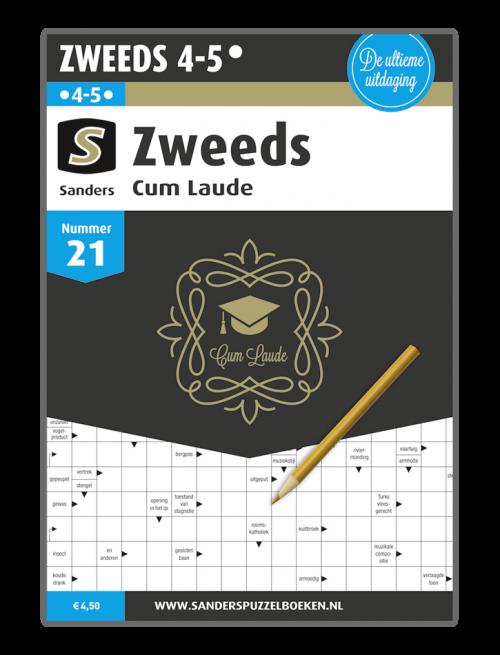 Zweeds Cum Laude 21