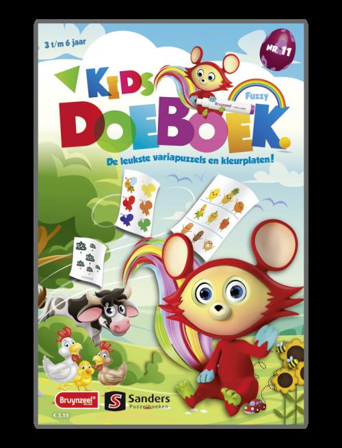 Kids Doeboek 11