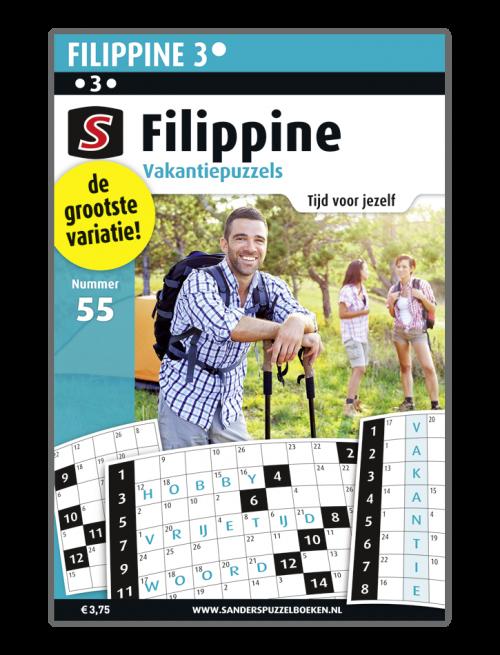 Filippine Vakantiepuzzels 55