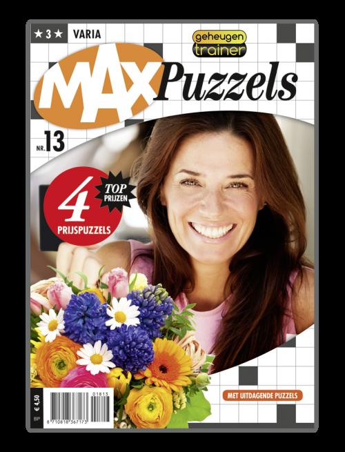 Max Puzzels 13
