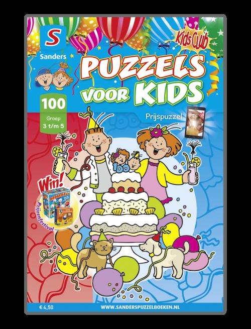 Puzzels voor Kids 100