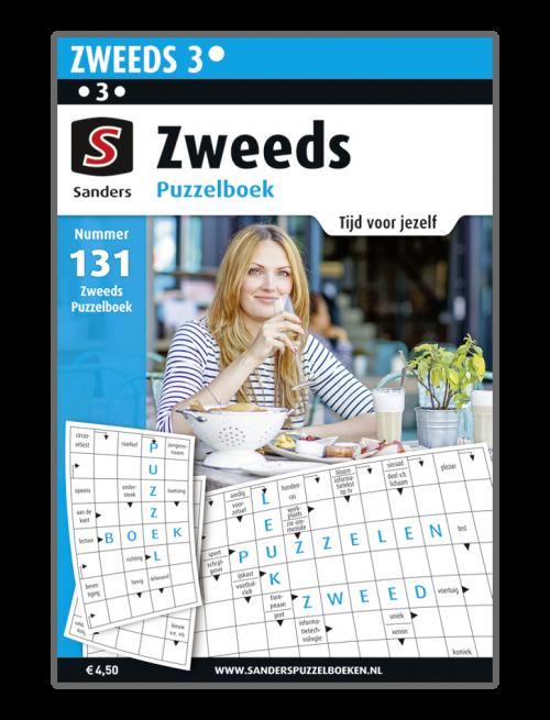 Zweeds Puzzelboek 131