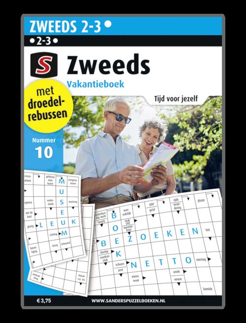 Zweeds Vakantieboek 10