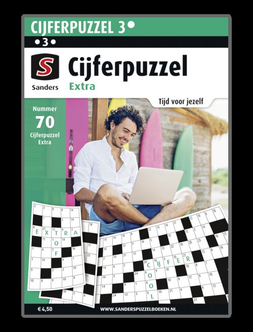 Cijferpuzzel Extra 70