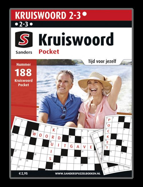 Kruiswoord Pocket 188