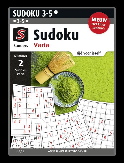 Sudoku Varia 2