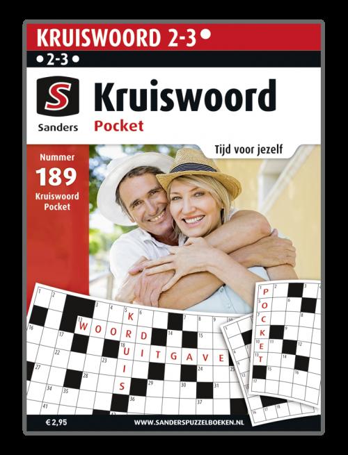 Kruiswoord Pocket 189