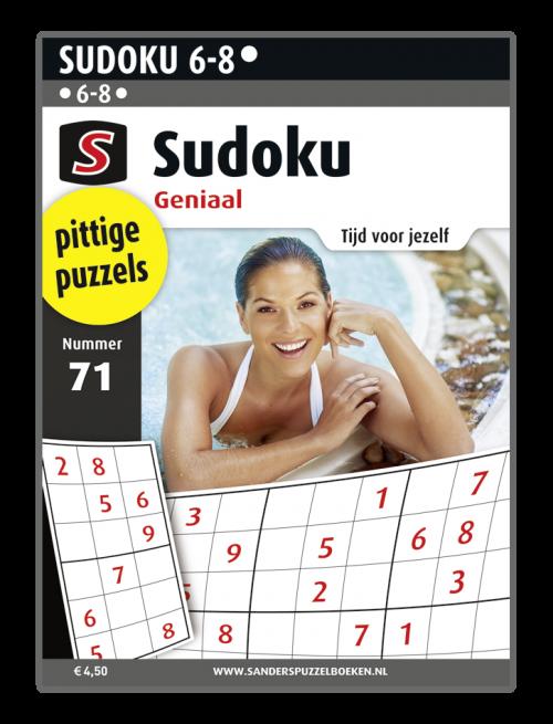 Sudoku Geniaal 71