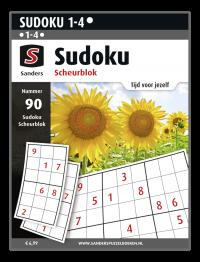 Sudoku Scheurblok 90
