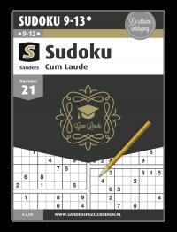 Sudoku Cum Laude 21
