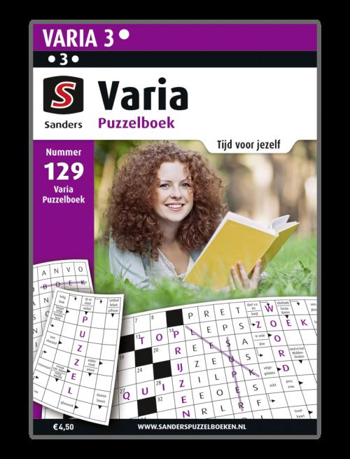 Varia Puzzelboek 129