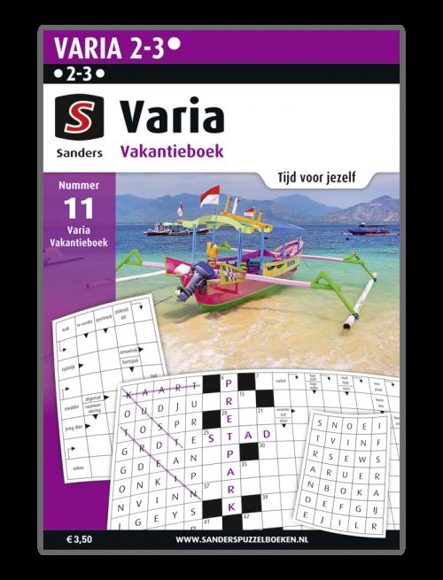 Varia Vakantieboek 11