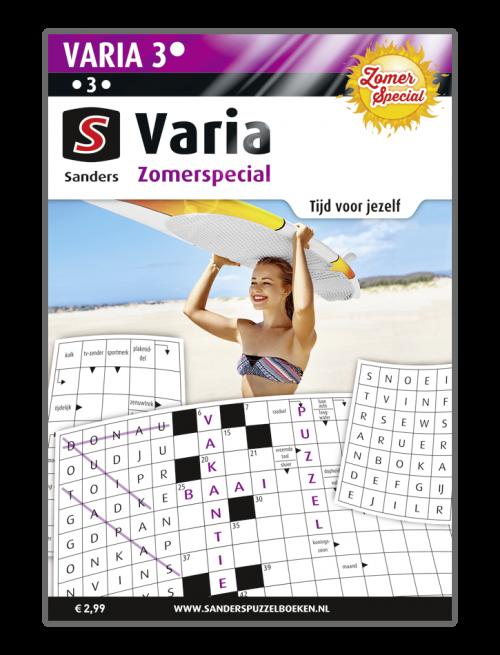 Varia Zomerspecial