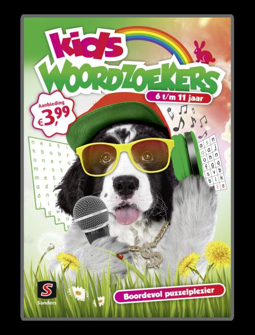 Kids Woordzoekerblok 1