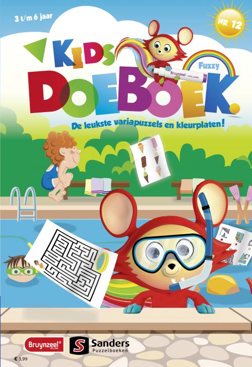 Kids Doeboek 12