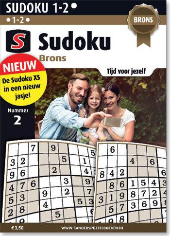 Sudoku Brons 2