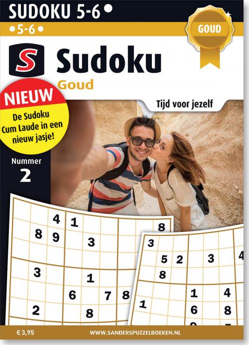 Sudoku Goud 2