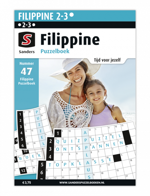 Filippine Puzzelboek 47
