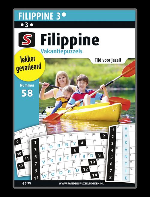 Filippine Vakantiepuzzels 58