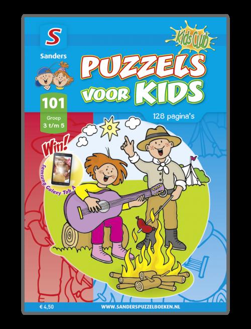 Puzzels voor Kids 101